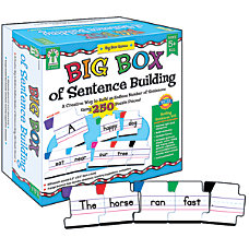 Carson Dellosa Key Education Big Box