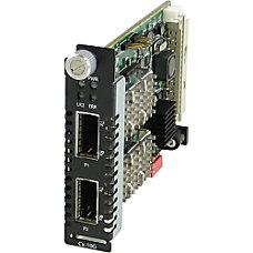 Perle CM 10G XTX Media Converter