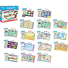 Carson Dellosa CenterSOLUTIONS File Folder Games