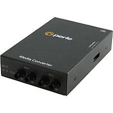 Perle S 1000MM S2ST40 Media Converter