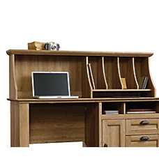 Sauder Barrister Lane Wood Organizer Hutch
