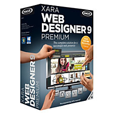 Xara Web Designer 9 Premium Download
