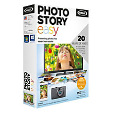 MAGIX Entertainment Photostory easy Download Version
