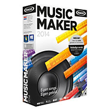 MAGIX Music Maker 2014 Download Version