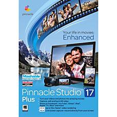 Pinnacle Studio 17 Plus Download Version