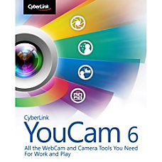CyberLink YouCam 6 Standard Download Version