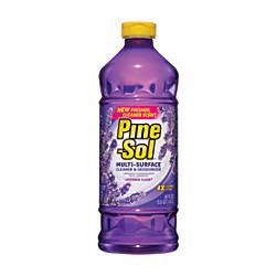 Pine Sol Lavender Cleaner 48 Oz