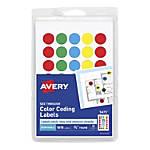 Removeable Color Coding Labels