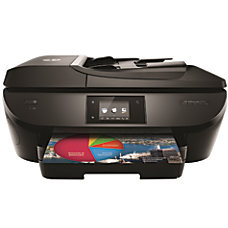 HP Officejet 5743 Wireless Color Inkjet