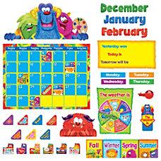 TREND Furry Friends Calendar Bulletin Board