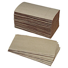 SKILCRAFT Single Fold 1 Ply Paper