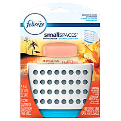 Febreze SmallSPACES Air Freshener Kit Hawaiian