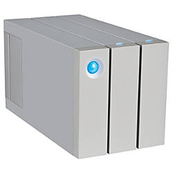 LaCie 2big DAS Array - 2 x HDD Supported - 2 x HDD Installed - 12 TB Installed HDD Capacity