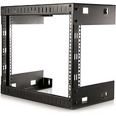 StarTechcom 8U Open Frame Wall Mount