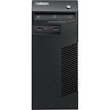 Lenovo ThinkCentre M73 10B10012US Desktop Computer