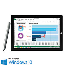 Microsoft Surface Pro 3 Tablet With