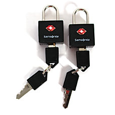 Samsonite Travel Sentry Key Locks Pack