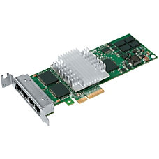 Intel PRO1000 PT Quad Port LP