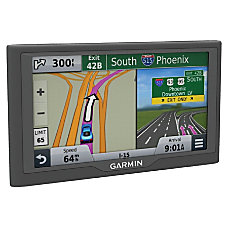 Garmin 67LM Automobile Portable GPS Navigator