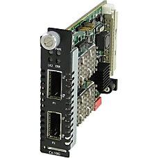Perle C 10G XTX Media Converter