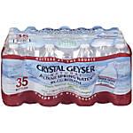 Crystal Geyser Natural Alpine Spring Water