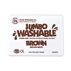 Center Enterprise Jumbo Washable Unscented Stamp