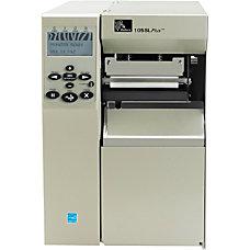 Zebra 105SLPlus Thermal Transfer Printer Monochrome