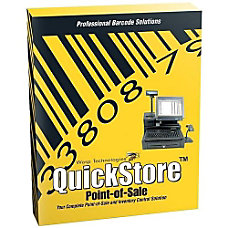 Wasp QuickStore POS Professional 1 User