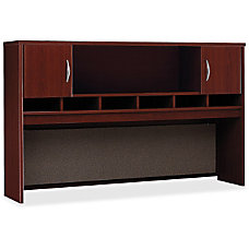 Bush Business Furniture Series C Mahogany