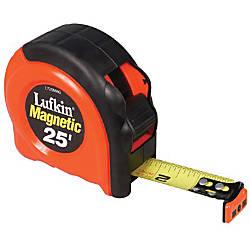 25 MAGNETIC ENDHOOK TAPE MEASURE