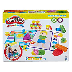 Play Doh Education Shape And Learn