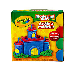 Crayola Modeling Clay Assorted Colors