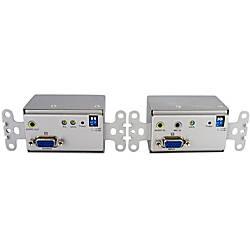 StarTechcom VGA Wall Plate Video Extender