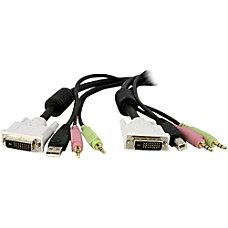 StarTechcom 6ft 4 in 1 USB