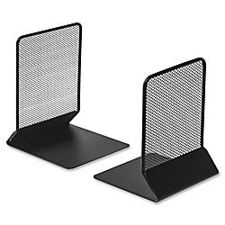 Lorell Mesh Bookends 7 Height x
