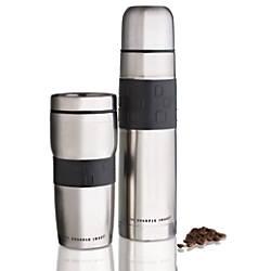 Sharper Image Thermobottle And Travel Mug