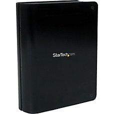 StarTechcom 35in USB 30 SATA Hard