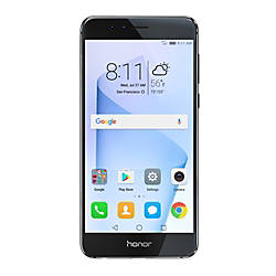 Huawei Honor 8 Cell Phone Midnight