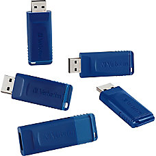 Verbatim 8GB USB Flash Drive Pack