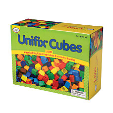Didax Unifix Cube Set Multicolor Pack