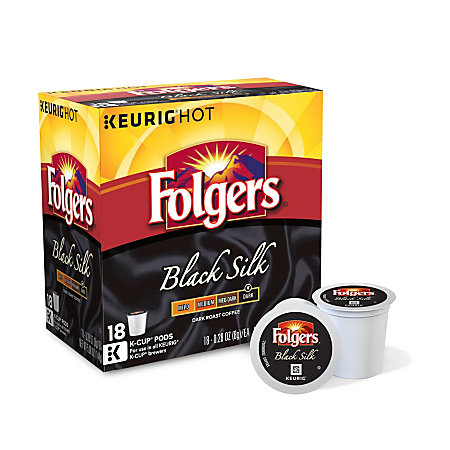 An iconic roast crafted from Mountain Grown® coffee beans, this Classic Roast is well balanced, invigorating and the perfect start to every morning With its welcoming aroma and delicious flavor, Folgers Gourmet Selections K-Cups make the workplace a little warmer and friendlier. Its classic roast flavor and wonderful aroma make it ideal for workers at their desks, in break rooms and meetings/5().