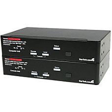 StarTechcom USB DVI KVM Console Extender