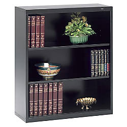 Tennsco Welded Bookcase 345 x 135