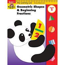 Evan Moor Learning Line Geometric Shapes