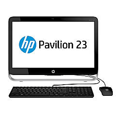 "HP Pavilion 23-g010 All-In-One Computer With 23"" Display & AMD E2 Accelerated Processor"