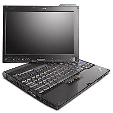 Lenovo ThinkPad X200 Tablet PC 121