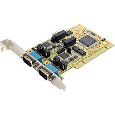 StarTechcom 2 Port RS232422485 PCI Serial