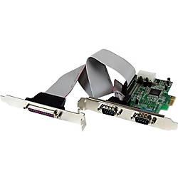 StarTechcom 2S1P Native PCI Express Parallel