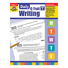 Evan Moor Daily 6 Trait Writing