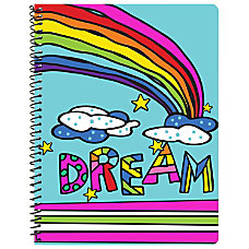 Top Flight Fashion Notebook 10 12